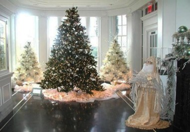 Delicate Multiple Winter Tree Design Ideas To Try Asap31