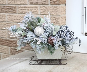 Delightful Winter Decoration Ideas With Items That You Must Have At Home01