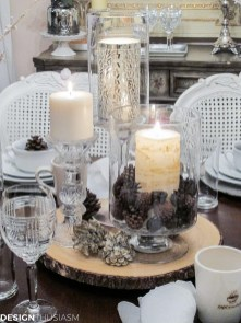Delightful Winter Decoration Ideas With Items That You Must Have At Home20