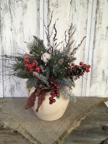 Delightful Winter Decoration Ideas With Items That You Must Have At Home31