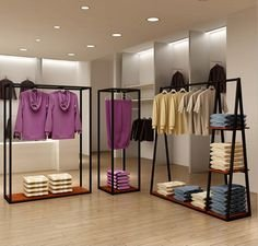 Dreamy Clothing Store Design Ideas For Teen Shoper To Try06