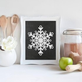 Enchanting Diy Winter Wall Art Ideas To Try Asap02