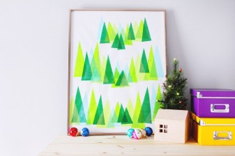 Enchanting Diy Winter Wall Art Ideas To Try Asap34