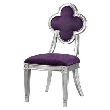 Excellent Chair And Table Design Ideas With Flower Shapes To Try Asap06