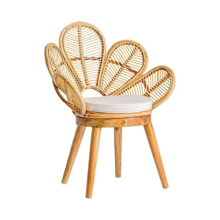 Excellent Chair And Table Design Ideas With Flower Shapes To Try Asap30