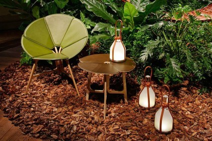 Excellent Chair And Table Design Ideas With Flower Shapes To Try Asap32