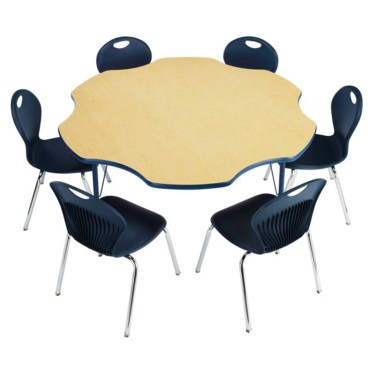 Excellent Chair And Table Design Ideas With Flower Shapes To Try Asap33