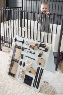Exciting Diy Busy Boards Ideas For Toddler Learning That You Need To Try16