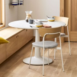 Fancy Round Dining Table Design Ideas That Looks So Awesome03