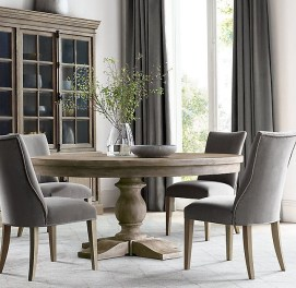 Fancy Round Dining Table Design Ideas That Looks So Awesome27
