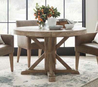 Fancy Round Dining Table Design Ideas That Looks So Awesome36