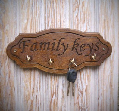 Fantastic Wall Key Holders Design Ideas That Looks So Amazing11