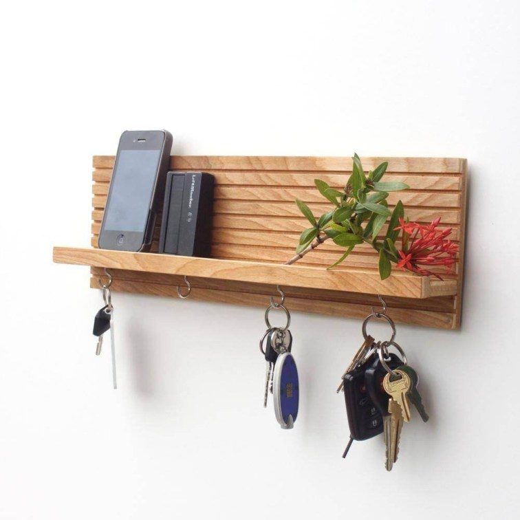 Fantastic Wall Key Holders Design Ideas That Looks So Amazing19