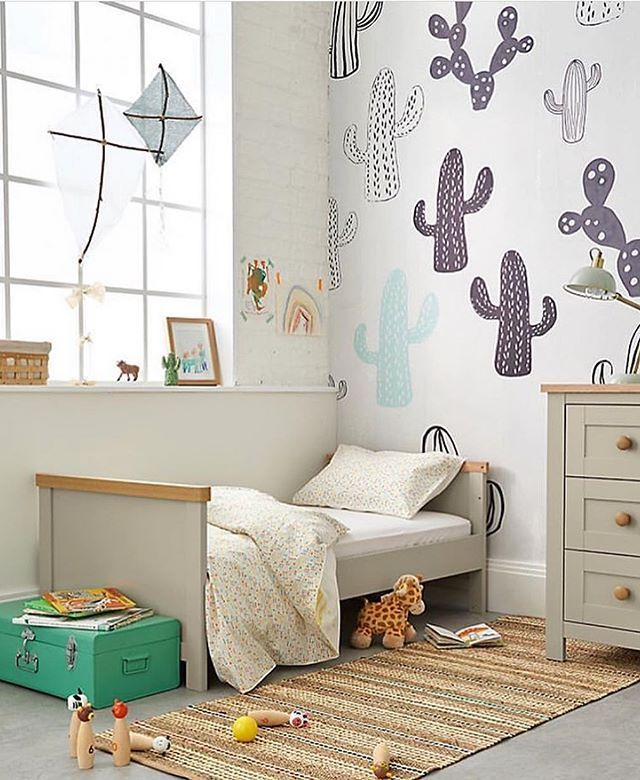 Perfect Cactus Trends Design Ideas For Kids Room To Have01