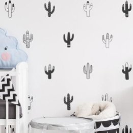 Perfect Cactus Trends Design Ideas For Kids Room To Have20