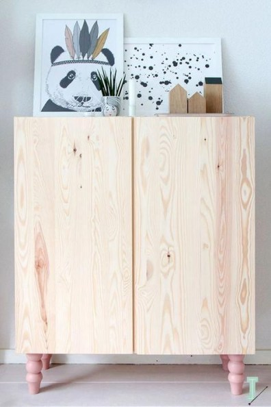 Sophisticated Diy Ikea Cabinet Design Ideas For Kids Room To Try This Month15