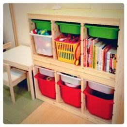 Sophisticated Diy Ikea Cabinet Design Ideas For Kids Room To Try This Month32