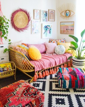Spectacular Winter Décor Ideas With Textiles That You Need To Try27