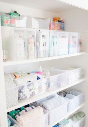 Splendid Baby Closet Organizer Design Ideas That Without Closet To Try09
