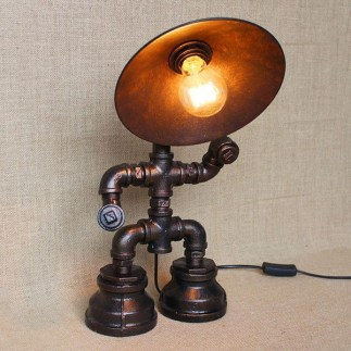 Vintage Industrial Lamps Design Ideas To Improve Your Home Lighting03