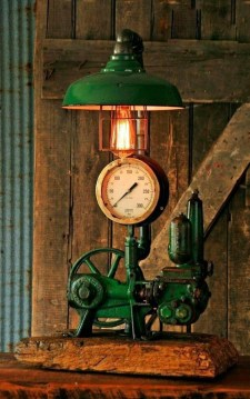 Vintage Industrial Lamps Design Ideas To Improve Your Home Lighting16