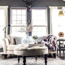 Wonderful Winter Colors Design Ideas To Try For Your Home Interiors27