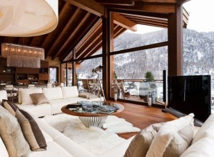 Wonderful Winter Colors Design Ideas To Try For Your Home Interiors36