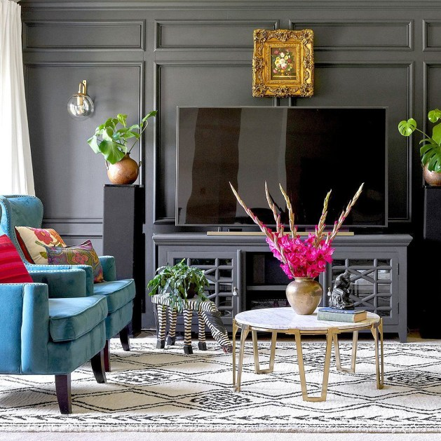 Wonderful Winter Colors Design Ideas To Try For Your Home Interiors39