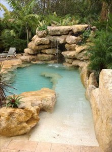 Comfy Swimming Pools Design Ideas With Stunning Natural Surroundings04