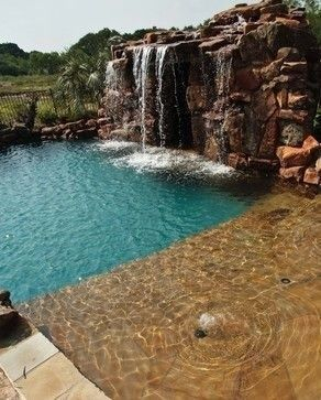 Comfy Swimming Pools Design Ideas With Stunning Natural Surroundings11