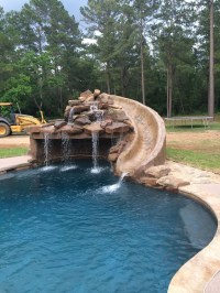 Comfy Swimming Pools Design Ideas With Stunning Natural Surroundings23