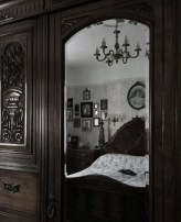 Exciting Dark Gothic Interior Designs Ideas That You Need To Try23