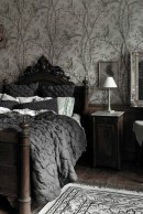 Exciting Dark Gothic Interior Designs Ideas That You Need To Try37