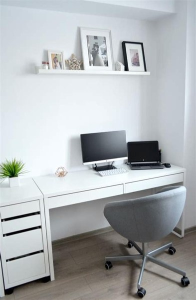 Fancy Home Office Designs Ideas From Ikea To Have22