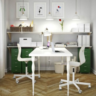 Fancy Home Office Designs Ideas From Ikea To Have38