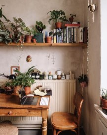 Fascinating Home Office Design Ideas With Beautiful Plants To Try Asap28
