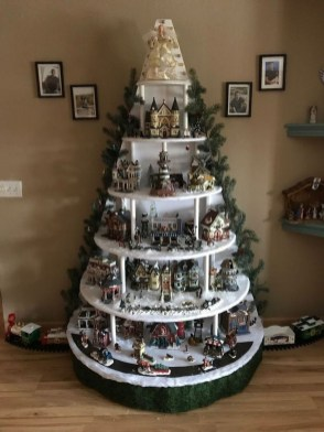 Favorite Winter Tree Display Design Ideas For Small Spaces07