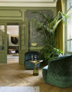 Inexpensive Green Room Designs Ideas On A Budget22