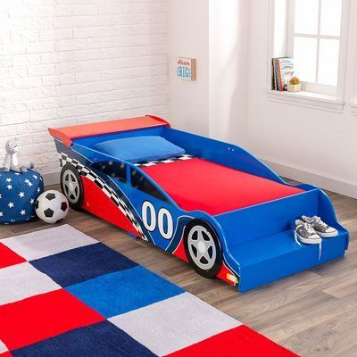 Luxury Kids Bedroom Design Ideas With Car Shaped Beds16