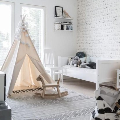 Marvelous Black And White Kids Room Design Ideas To Try This Month07