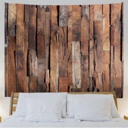 Newest Bedroom Design Ideas That Featuring With Wooden Panel Wall35