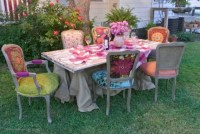 Newest Outdoor Bohemian Dining Room Design Ideas To Try Right Now04