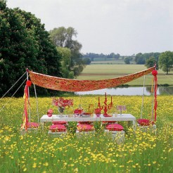 Newest Outdoor Bohemian Dining Room Design Ideas To Try Right Now05