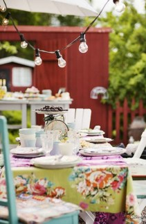 Newest Outdoor Bohemian Dining Room Design Ideas To Try Right Now07