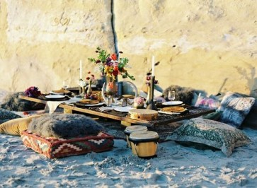 Newest Outdoor Bohemian Dining Room Design Ideas To Try Right Now11