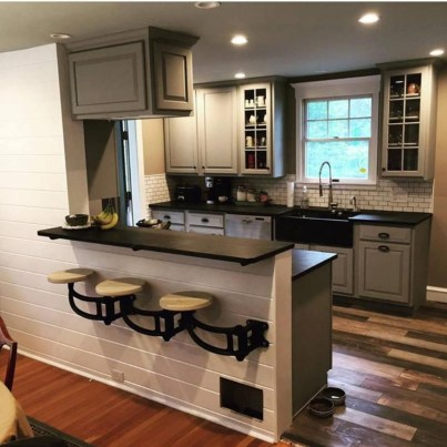 Perfect Kitchen Design Ideas For Small Areas That You Need To Try15