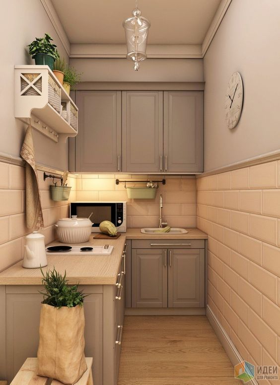 Perfect Kitchen Design Ideas For Small Areas That You Need To Try27