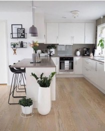 Perfect Kitchen Design Ideas For Small Areas That You Need To Try29