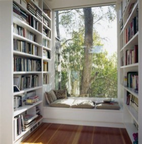 Superb Home Library And Book Storage Design Ideas To Have Asap14
