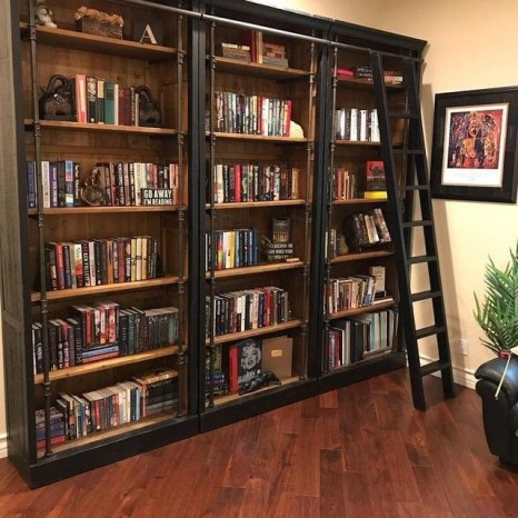Superb Home Library And Book Storage Design Ideas To Have Asap35